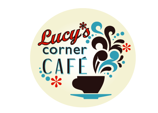 Lucy's Corner Cafe Logo