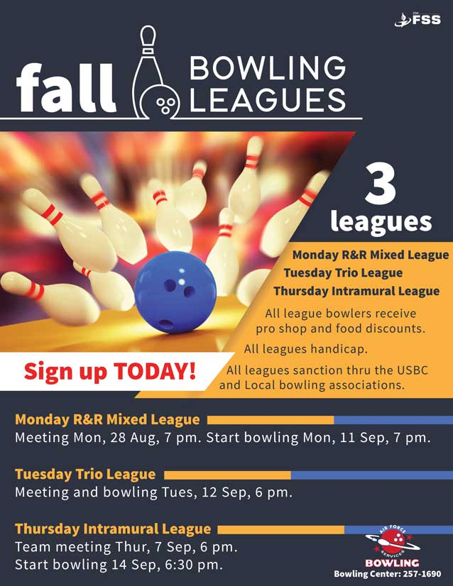 R&R League @ The Bowling Center at the SPOT