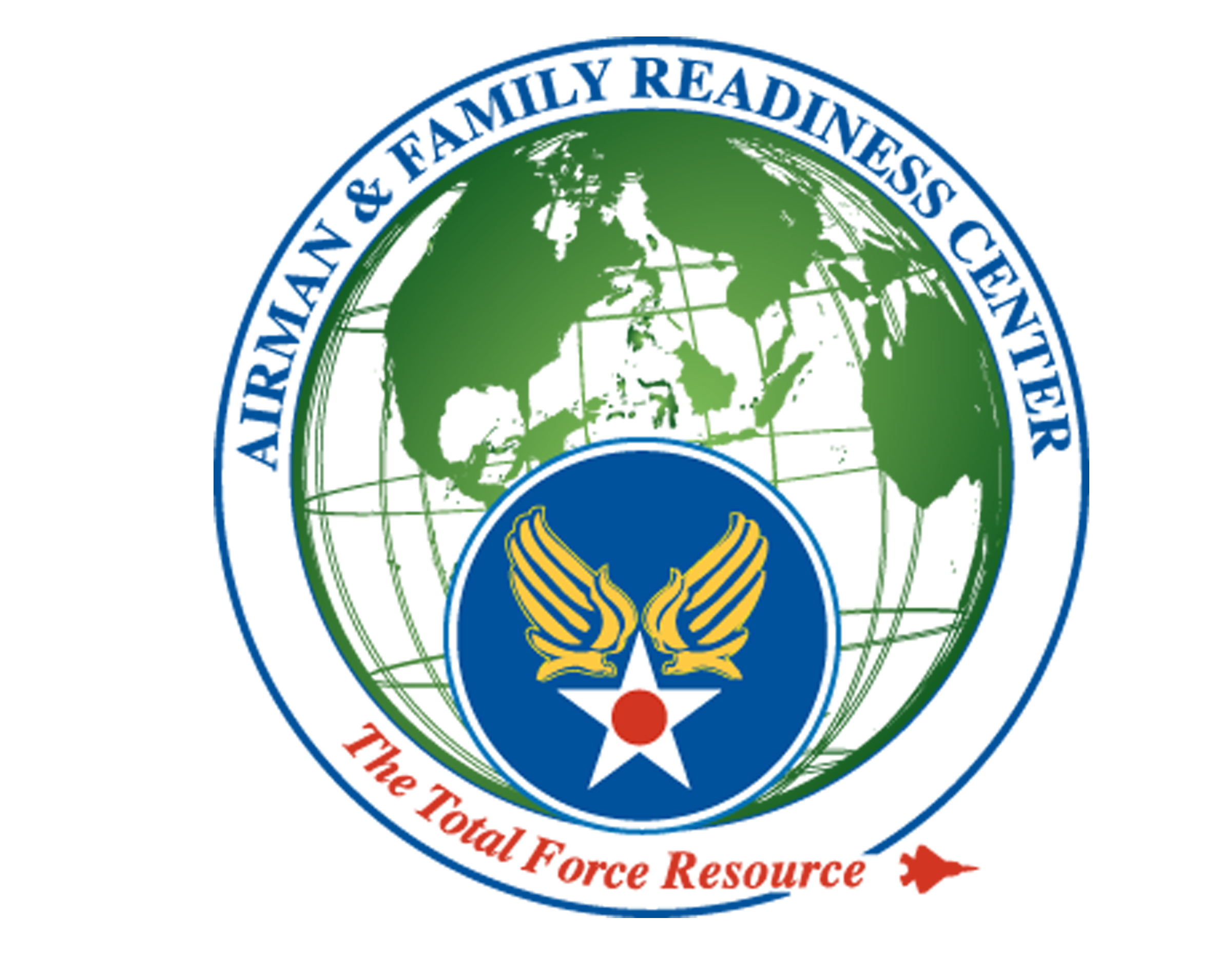 Airman and Family Readiness Center Logo