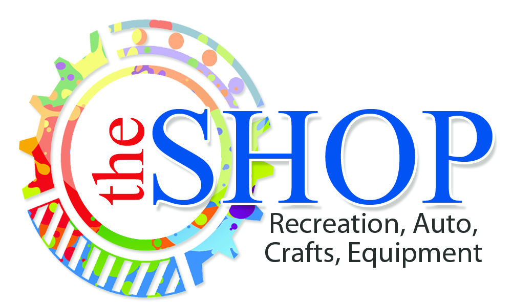 The SHOP Logo
